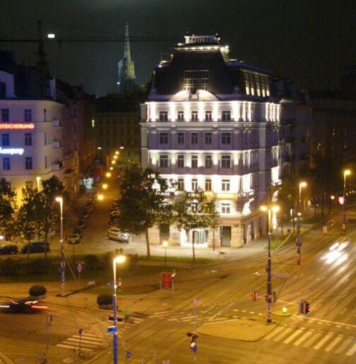 Nightwalk in Vienna – first district | Nachtweg Wien ersten bezirk