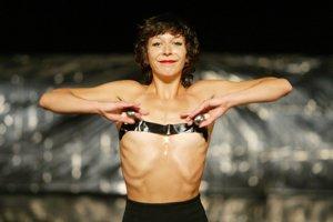 Jan Fabre and Lisbeth Gruwez: Quand l'uomo principale è una Donna