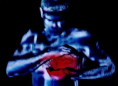 Impulsztanz: Chris Haring and Klaus Obermaier D.A.V.E