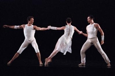 Impulstanz: Ballet de l'Opera de Paris à Vienne – Baroque, Bel, Balanchine, Brown