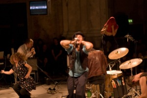 Impulstanz: PONI – Closing Party