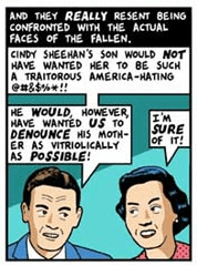 Speaking for the Dead | Tom Tomorrow
