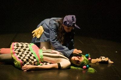Choreolab 06: Patricia Sollak