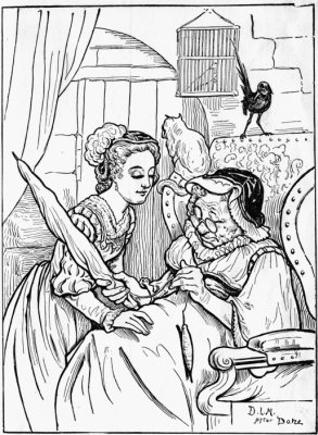 Sleeping Beauty – Charles Perrault (aka La Belle au Bois Dormant)