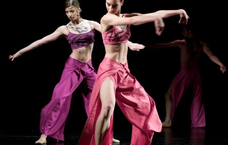 Choreolab 08: Vesna Orlic – Brenda Sahel – Dan Dactu – Karina Sarkissova – Samuel Colombert