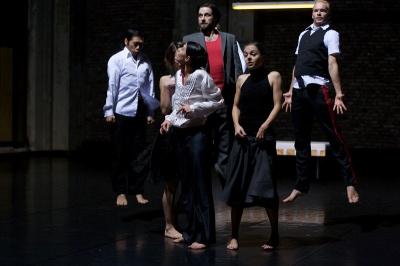 Homunculus Theater 2008 Oedipus is Complex
