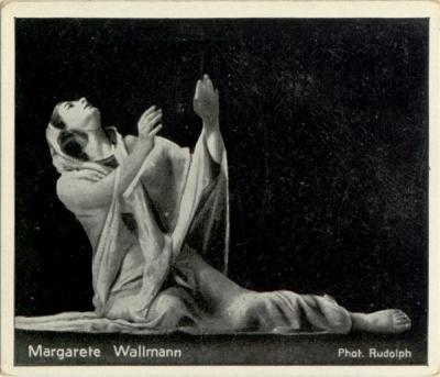 margarete wallmann tanzerin