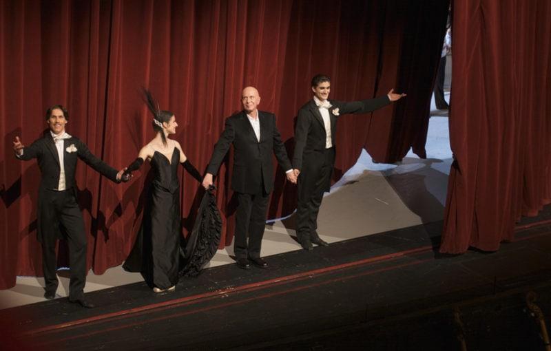 Roland Petit's Die Fledermaus (La Chauve-Souris) at Vienna Staatsoper