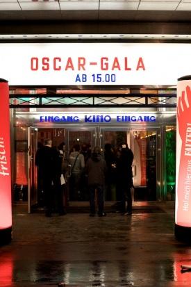 Gartenbaukino Oscar Gala