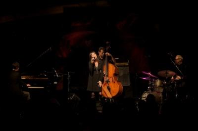 Rigmor Gustafsson Quartet 12