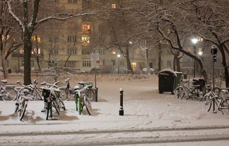 Snow in Vienna | Motion Trio Accordeons | Oscar Night