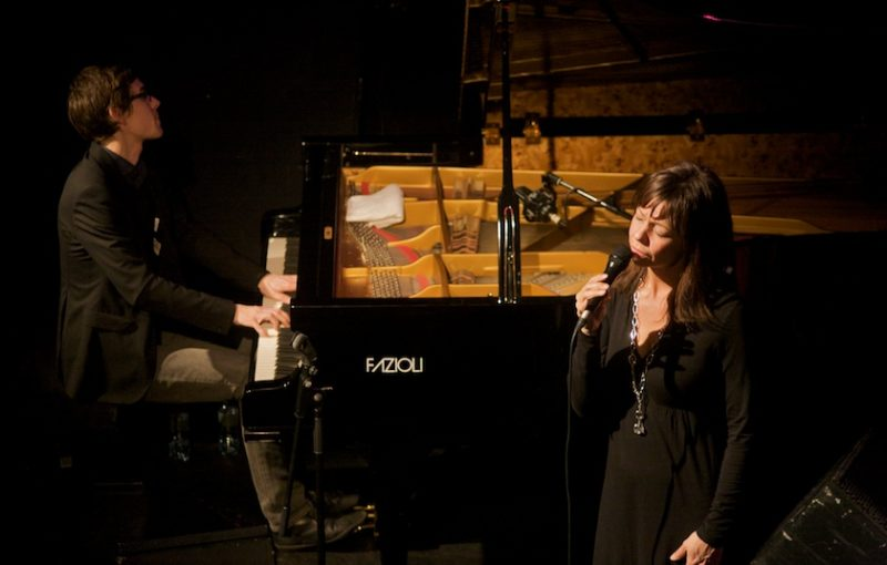 Rigmor Gustafsson Quartet at Porgy and Bess Vienna