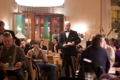 Winter in Cafe Pruckel Vienna 3