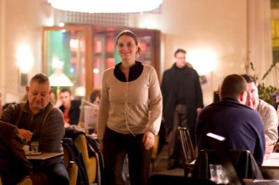Winter in Cafe Pruckel Vienna 4