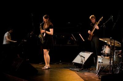 Julia Klavacs Quartett Daniela Dorfer Gregor Kutschera