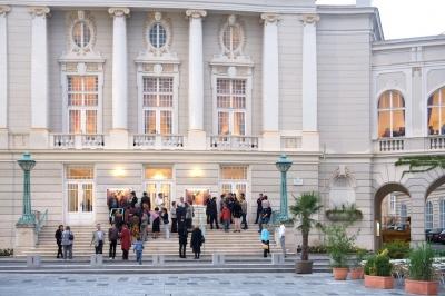 Jubilaums Stadttheater Baden