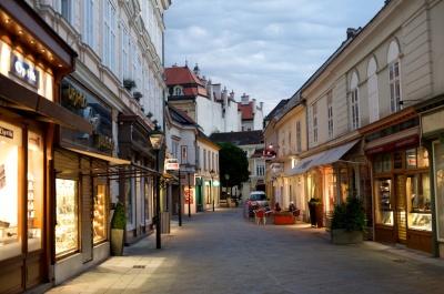 town of Baden