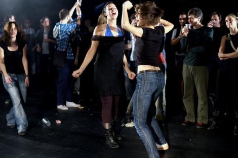 Erste Tanznacht Wien dancing 2
