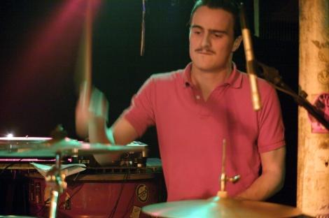JSBL drummer