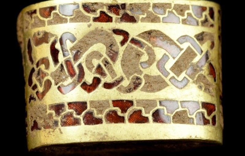 Staffordshire Hoard: Not a Mercian Mystery but the  Treasure of Treachery