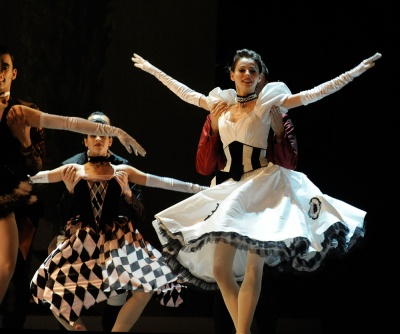 Luisa Spinatelli costumes
