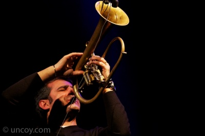 Paolo Fresu on horn
