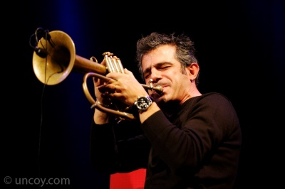 Paolo Fresu on trumpet 2