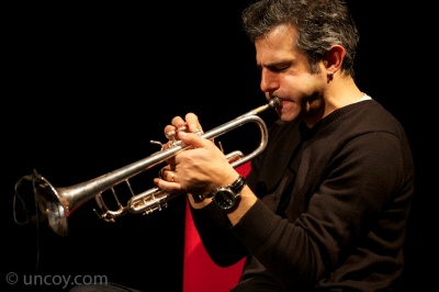 Paolo Fresu on trumpet 3