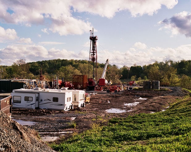 Fracking: America not just destroying Iraqi countryside but destroying its own