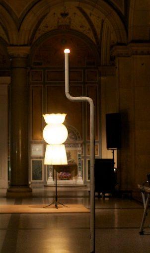 MAK Nite 2010: Herman Fink Lamps