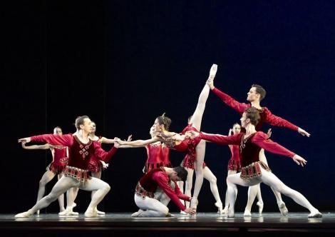 Balanchine Rubies Ketevan Papava