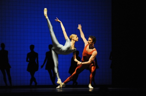 Homage to Jerome Robbins Vienna Staatsoper Glass Pieces 1