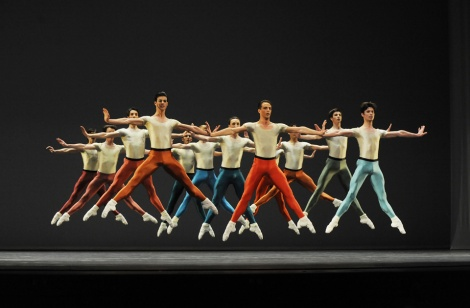 Homage to Jerome Robbins Vienna Staatsoper Glass Pieces 2