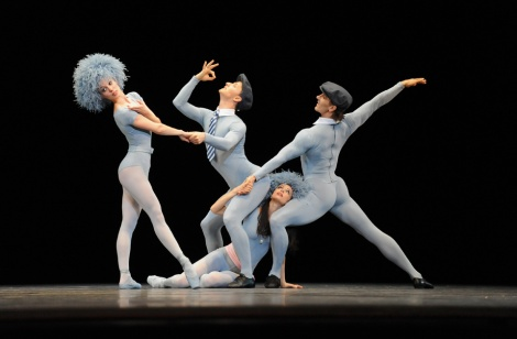 Homage to Jerome Robbins Vienna Staatsoper The Concert 3