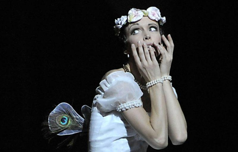 La Sylphide, Vienna Staastoper 2011: Manuel Legris and Irina Tsymbal