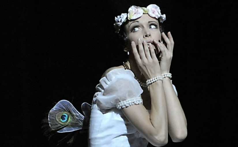 La Sylphide, Vienna Staastoper 2011: Manuel Legris and Irina Tsymbal