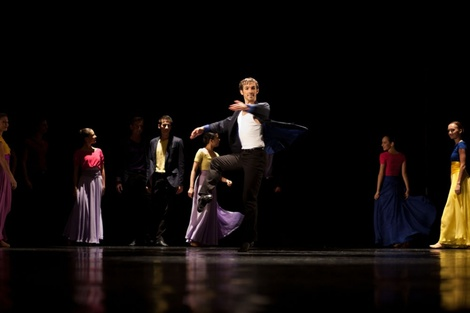 mercutio dance