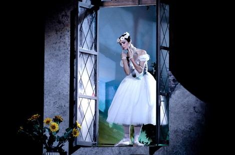 Irina Tsymbal tears of La Sylphide