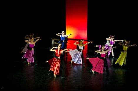 Balet Bratislava dance of patricians 1