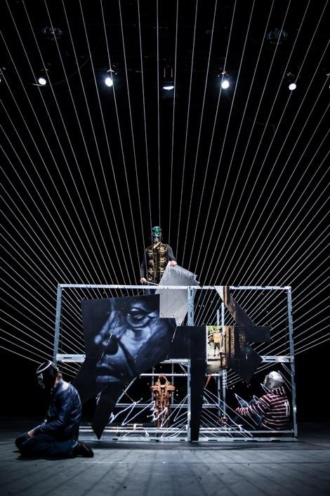 Benoit Lachambre Snakeskins photo Christine Rose Divito
