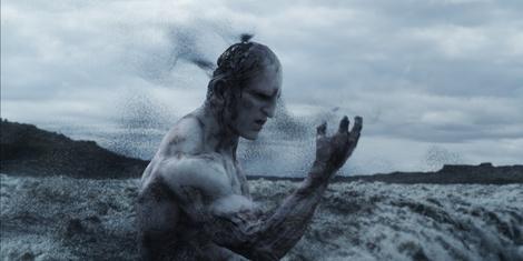 origin of life on earth disintegrating engineer in prometheus