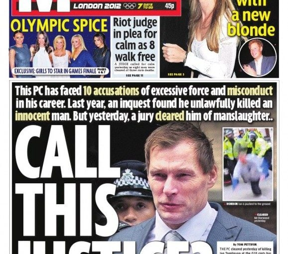 PC John Lovegrove lied about assault: why has Lovegrove not been charged with perjury?