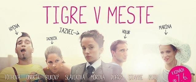 Tigre v Meste (Tigers in the City) Film Review