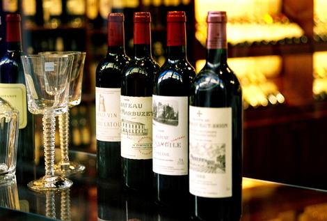du bon vin bordelais