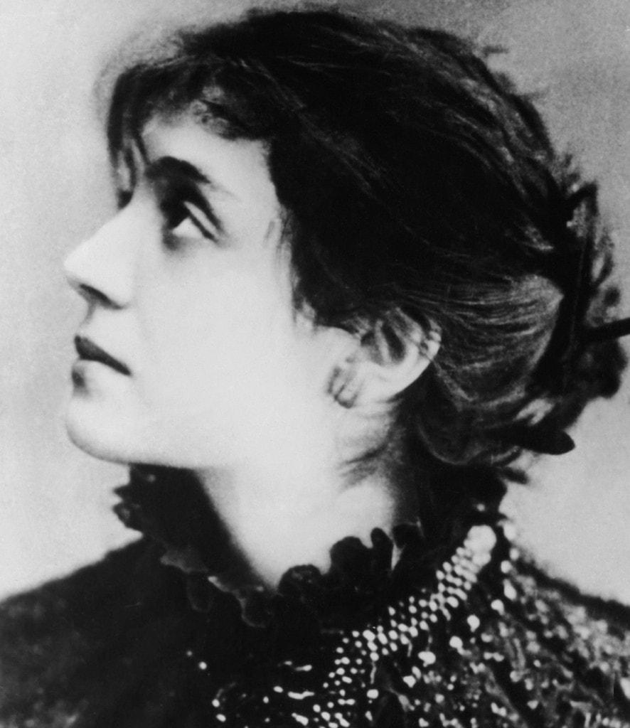 Lou Andreas Salomé, most famous for not having married Friedrich Nietzsche