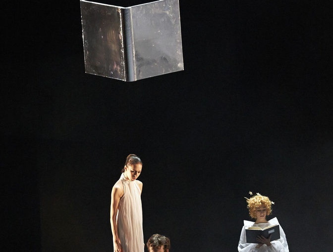 Review: Ballett-Hommage Forsythe | Horecna | Lander at Vienna Staatsoper