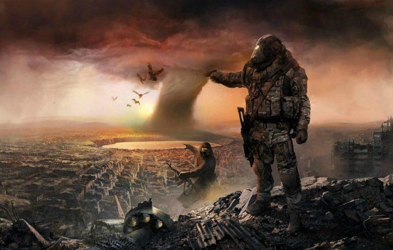 Post-Apocalyptic Trump World
