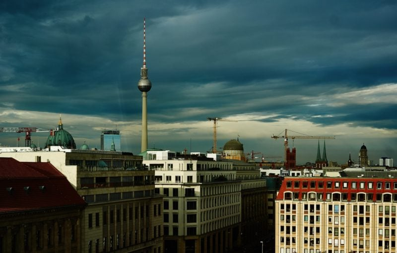 Berlin, City of Glass and Concrete: Photo Essay