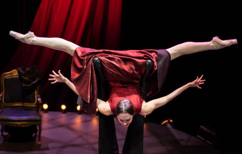 Wiener Volksoper: Eifman's Red Giselle a Triumph