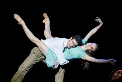 "Nina Tonoli, Davide Dato in ""Petruschka"""